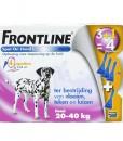 front line hond 20-40 kg